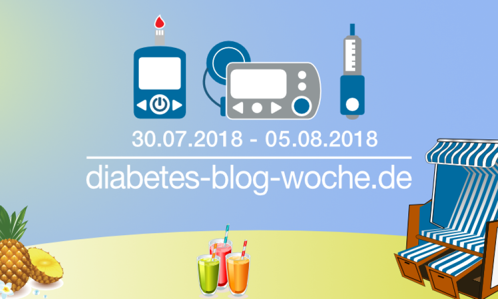 diabetes blog wochche 2018