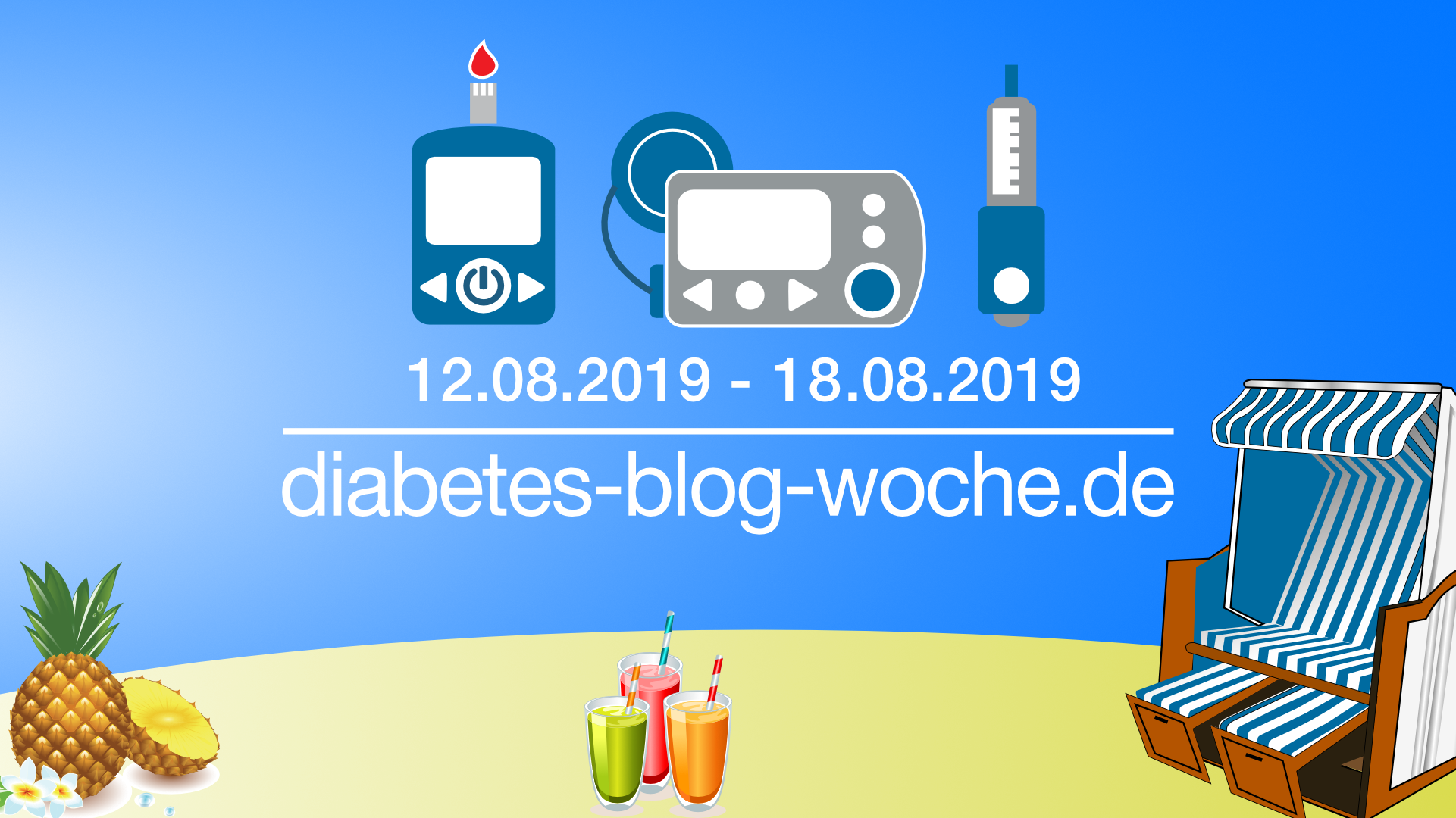 Logo Diabetes Blog Woche